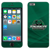 iPhone 5/5s Skin-Binghamton University Bearcats Official Logo