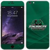 iPhone 6 Plus Skin-Binghamton University Bearcats Official Logo