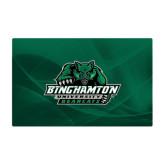 Generic 15 Inch Skin-Binghamton University Bearcats Official Logo