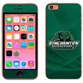 iPhone 5c Skin-Binghamton University Bearcats Official Logo