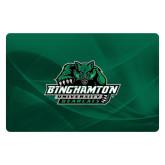 Generic 17 Inch Skin-Binghamton University Bearcats Official Logo