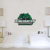 1 ft x 2 ft Fan WallSkinz-Binghamton University Bearcats Official Logo