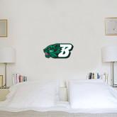 6 in x 1 ft Fan WallSkinz-Bearcat Head w/ B