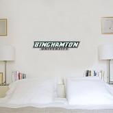 6 in x 2 ft Fan WallSkinz-Binghamton University Flat