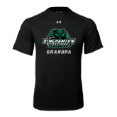 Under Armour Black Tech Tee-Grandpa