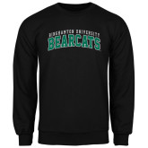 Black Fleece Crew-Arched Binghamton University Bearcats
