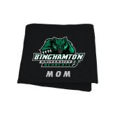 Black Sweatshirt Blanket-Mom