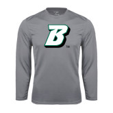 Performance Steel Longsleeve Shirt-B