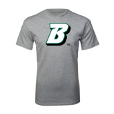 Grey T Shirt-B