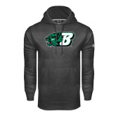 Under Armour Carbon Performance Sweats Team Hoodie-Bearcat Head w/ B