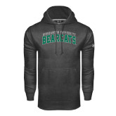 Under Armour Carbon Performance Sweats Team Hoodie-Arched Binghamton University Bearcats