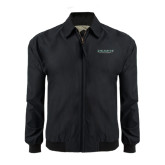Black Players Jacket-Binghamton University Flat