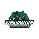 Small Magnet-Binghamton University Bearcats Official Logo, 6 inches wide