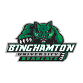 Large Magnet-Binghamton University Bearcats Official Logo, 12 inches wide