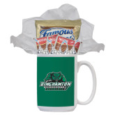 Cookies N Cocoa Gift Mug-Binghamton University Bearcats Official Logo