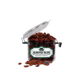 Almond Bliss Small Round Canister-Binghamton University Bearcats Official Logo