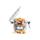 Jelly Belly Small Round Canister-Binghamton University Bearcats Official Logo