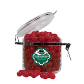 Sweet & Sour Cherry Surprise Round Canister-Binghamton University Bearcats Official Logo