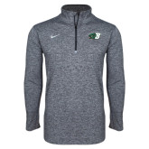 NIKE Black Dri Fit Performance 1/4 Zip-