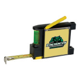Measure Pad Leveler 6 Ft. Tape Measure-Binghamton University Bearcats Official Logo