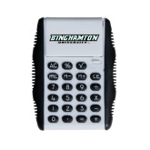 White Flip Cover Calculator-Binghamton University Flat