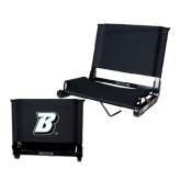Stadium Chair Black-B