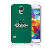 Galaxy S5 Phone Case-Binghamton University Bearcats Official Logo
