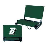 Stadium Chair Dark Green-B