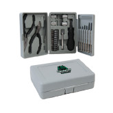 Compact 26 Piece Deluxe Tool Kit-Binghamton University Bearcats Official Logo