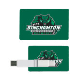 Card USB Drive 4GB-Binghamton University Bearcats Official Logo