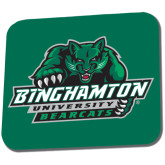 Full Color Mousepad-Binghamton University Bearcats Official Logo