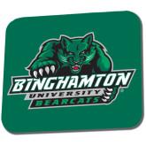 Full Color Mousepad-Binghamton University Bearcats Official Logo