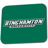 Full Color Mousepad-Binghamton University Flat