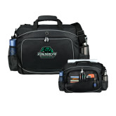 Hive Checkpoint Friendly Black Compu Case-Binghamton University Bearcats Official Logo