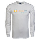 White Long Sleeve T Shirt-Collection HQ