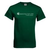 Dark Green T Shirt-Baker and Taylor