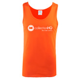 Orange Tank Top-Collection HQ