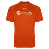 Under Armour Orange Tech Tee-Collection HQ