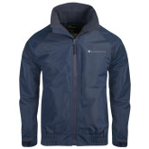 Navy Charger Jacket-Baker and Taylor