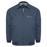 Navy Players Jacket-Baker and Taylor