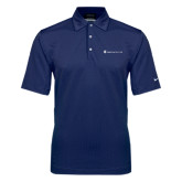 Nike Sphere Dry Navy Diamond Polo-Baker and Taylor