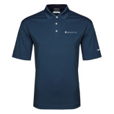 Nike Golf Dri Fit Navy Micro Pique Polo-Baker and Taylor