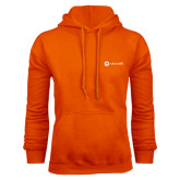 Orange Fleece Hoodie-Collection HQ
