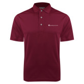 Maroon Dry Mesh Polo-Baker and Taylor