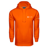 Under Armour Orange Performance Sweats Team Hoodie-Collection HQ