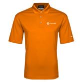 Nike Golf Dri Fit Orange Micro Pique Polo-Collection HQ
