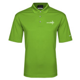 Nike Golf Dri Fit Vibrant Green Micro Pique Polo-Axis 360