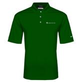 Nike Golf Dri Fit Dark Green Micro Pique Polo-Baker and Taylor