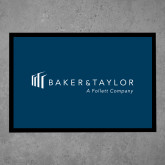Full Color Indoor Floor Mat-Baker and Taylor