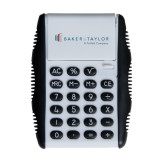 White Flip Cover Calculator-Baker and Taylor
